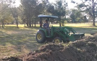 Heavy Equipment Work Conservation Oriented Land Management by Great Southern Forestry
